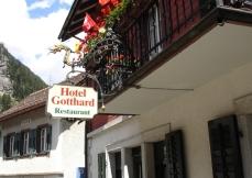 Restaurant Gotthard Sommer 06