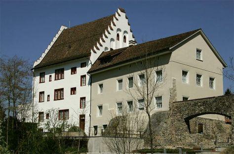 Bischofszell-Schloss