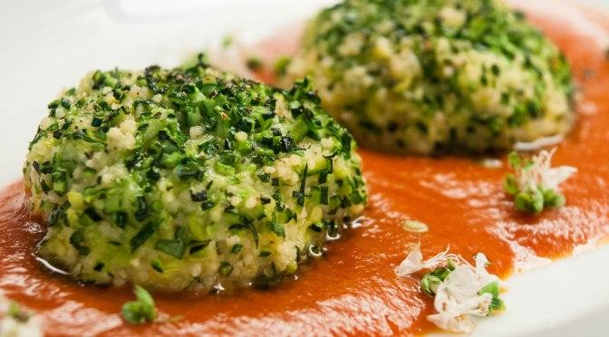 Zucchini-Feta-Kuechlein