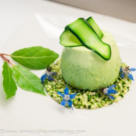 Zucchiniflan