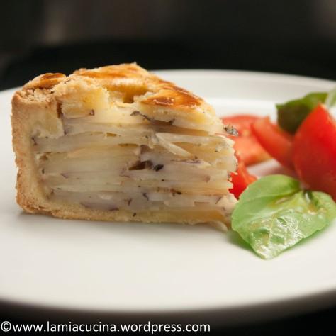 Kartoffelpastete Limousin