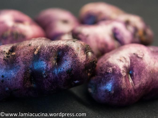 Eglifilets mit Yuzu-Olivenöl-Emulsion, Patate Verrayes