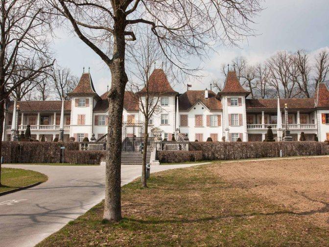 CH-4532 Feldbrunnen: Schloss Waldegg