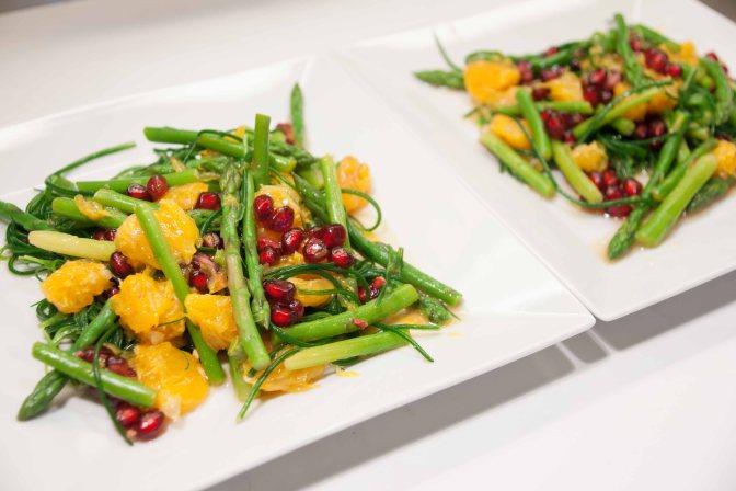 Winterschluss-Salat