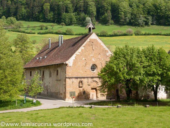 CH-4438 Langenbruck: Kloster Schönthal