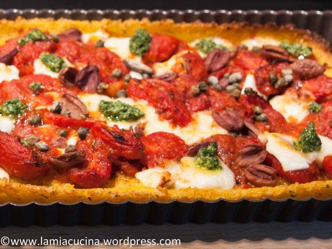 Maispizza, gegen die Unlust