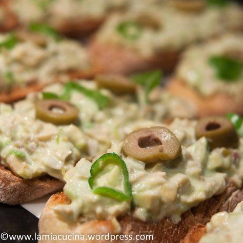 Croustilles de thon