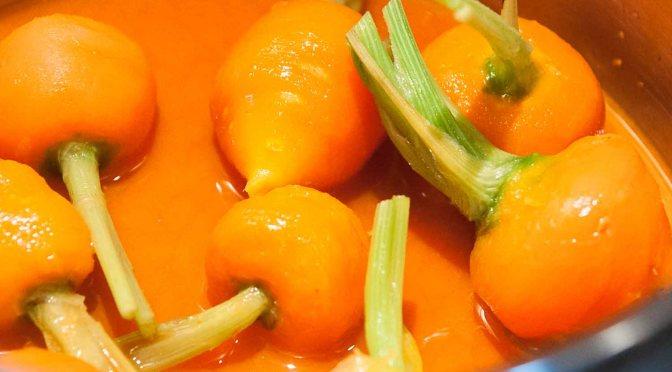 Karottendreierlei, Sonntags- und Werktagausgabe