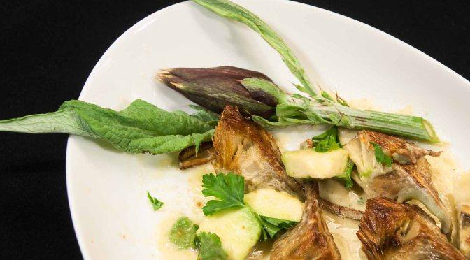 Frühlingsboten: Délices d'artichauts