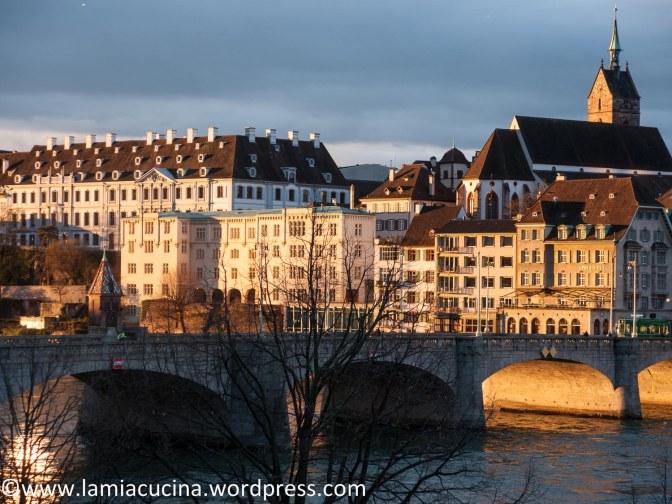 Lucas Rosenblatt kocht in Basel