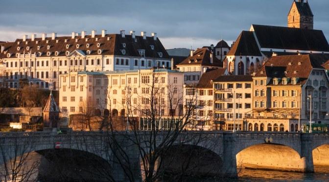 Basel um 8 Uhr