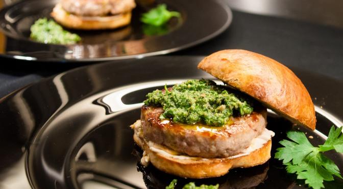 Emilia-Burger, nach Massimo Bottura