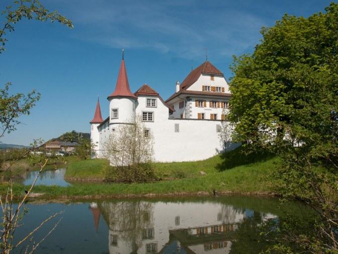 CH-6218 Ettiswil: Schloss Wyher