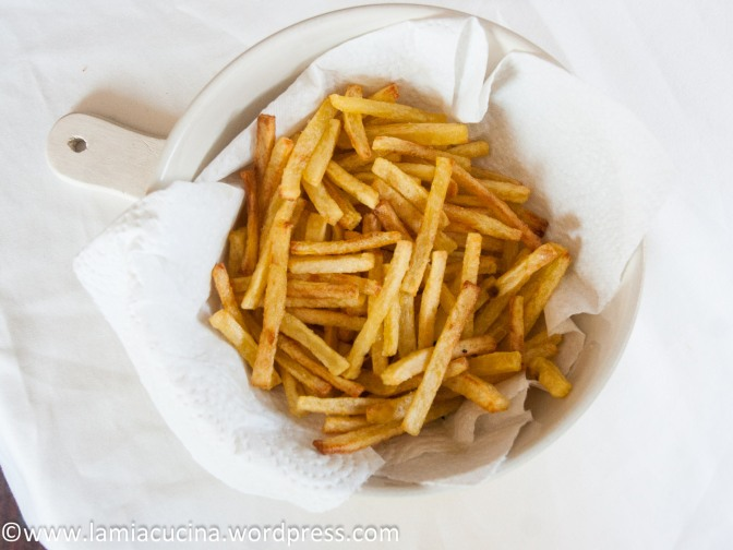Ofen-Pommes frites