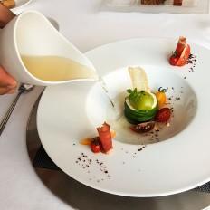 Mozzarella, Tomate, Basilikum