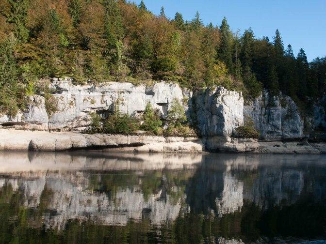 Doubs, der Unschlüssige (2): Les Brenets-Châtelot