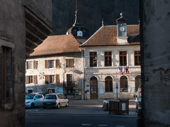 Doubs, der Unschlüssige (4): St. Hippolyte-St. Ursanne