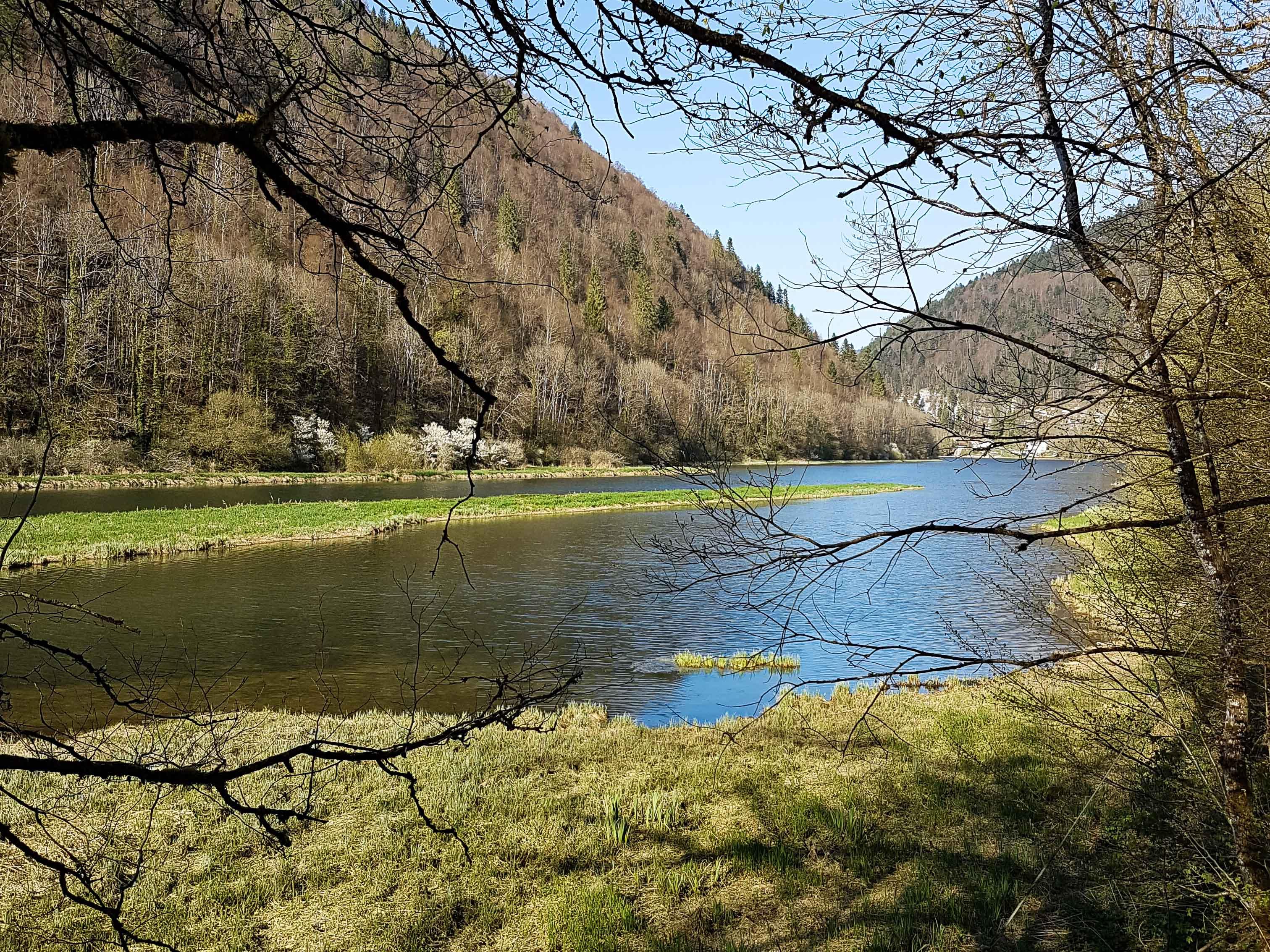 Doubs, der Unschlüssige (5): La Goule-La Bouège