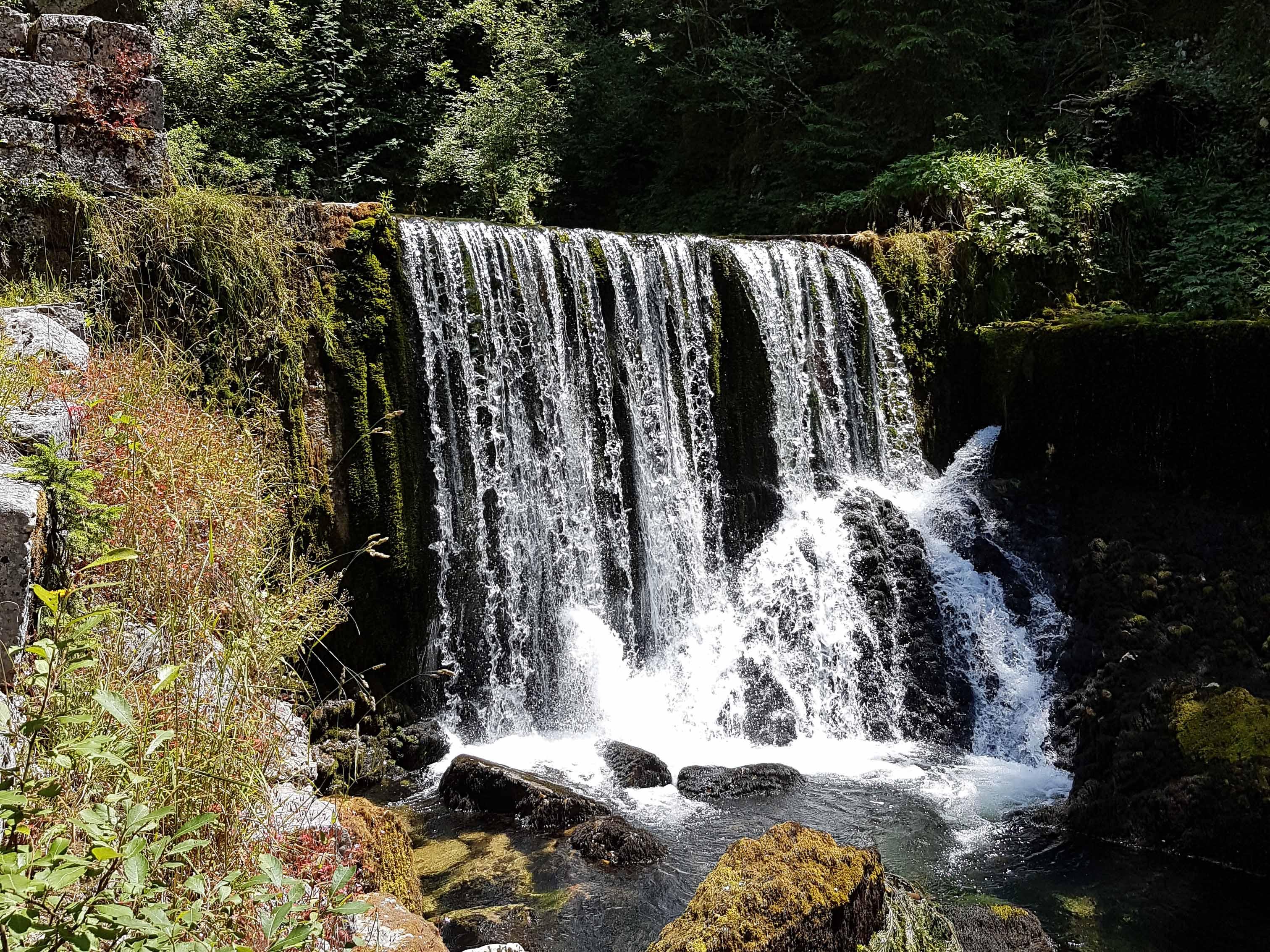 Doubs der Unschlüssige (8): Von der Quelle bis Pontarlier