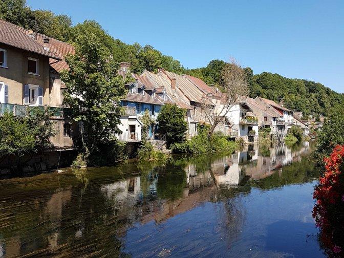 Doubs der Unschlüssige (10): Montbéliard-Besançon