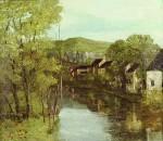 La-Reflexion-Ornans-Gustave-Courbet-huile-toile-1872