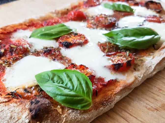 Pinsa Romana: Die bessere Pizza