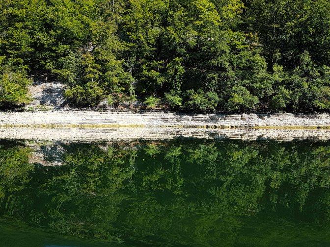 Doubs der Unschlüssige (18): Les Brenets bis Biaufond