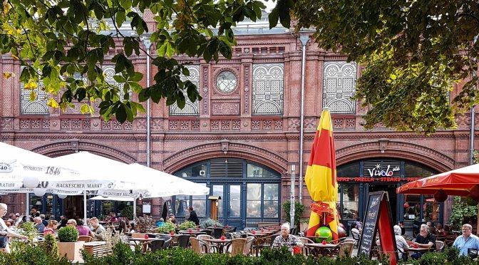 Berlin in drei Wanderungen: Tag Eins