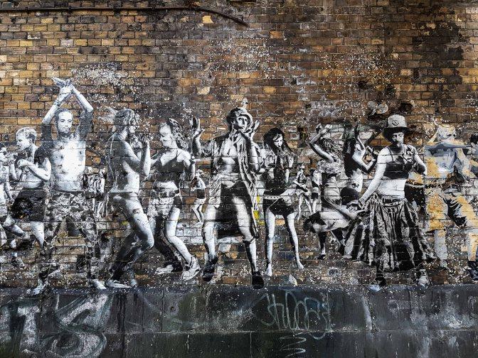 Berlin in drei Wanderungen: Tag Zwei