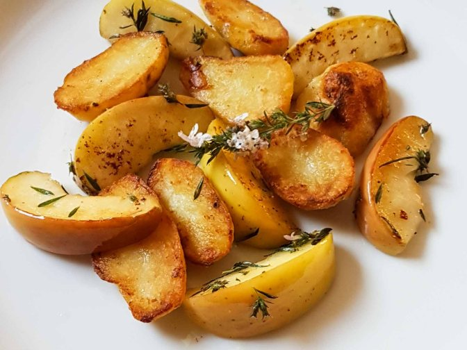 Kartoffel & Apfel