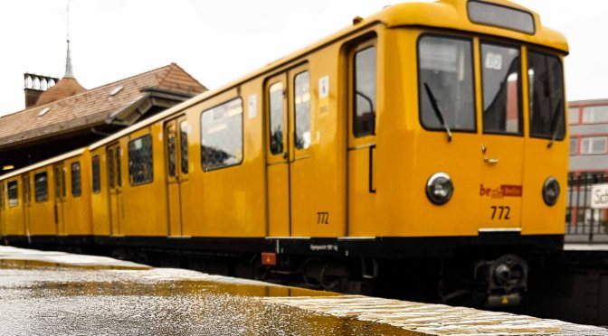 Berlin in drei Wanderungen: Tag Drei