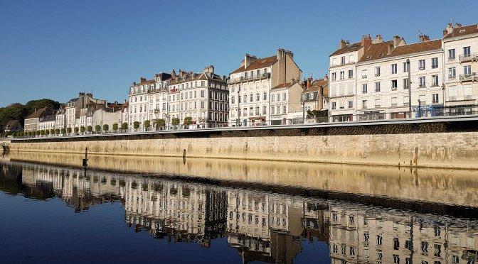 Doubs der Unschlüssige (19): Besançon Teil 1