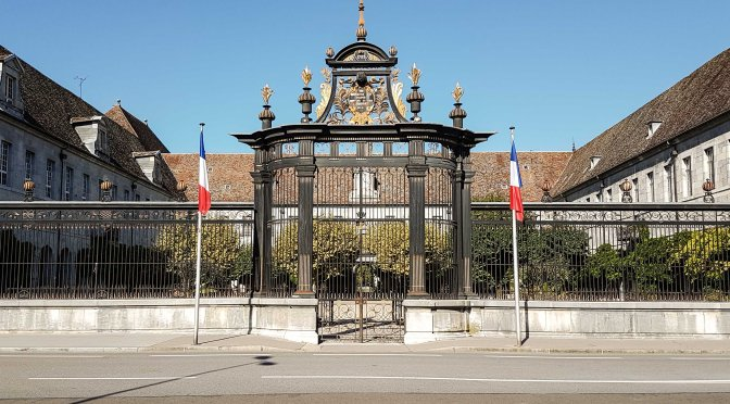 Doubs der Unschlüssige (20) Besançon Teil 2