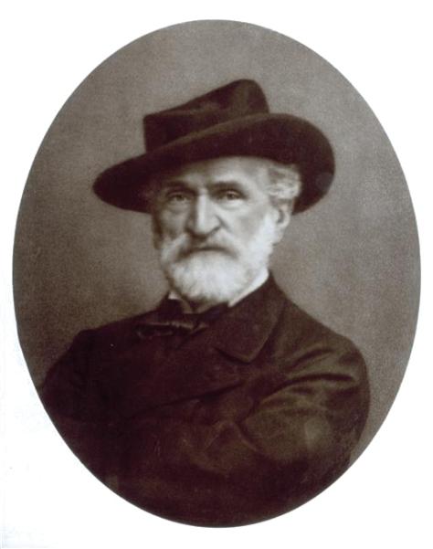 Giuseppe_Verdi, Foto by G. Brogi
