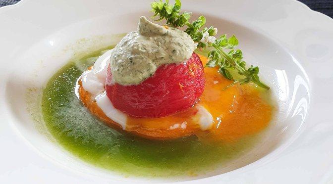 Déclinaison sur la tomate