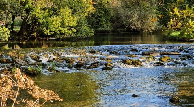 Der Doubs und seine Cousinen (26): La Seille