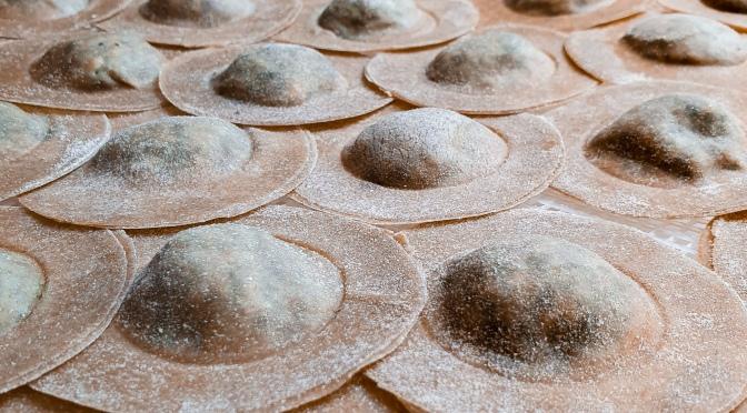 Ravioli e Lasagne tirolesi