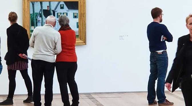 Hopper: Bilder einer Ausstellung