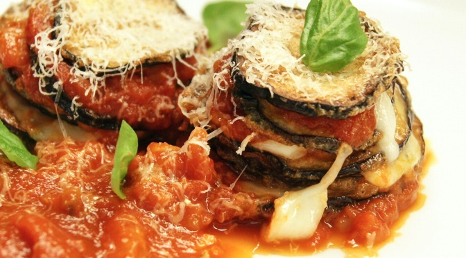 Wege zum Glück: Parmigiana di Melanzane
