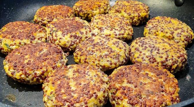 Quinoa-Polenta oder die Rache der Hirse