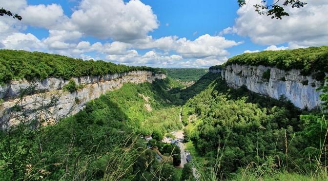 Poligny: Abseits des Doubs (30)